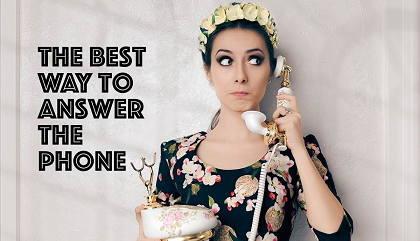 7 Top tips on answering the phone well