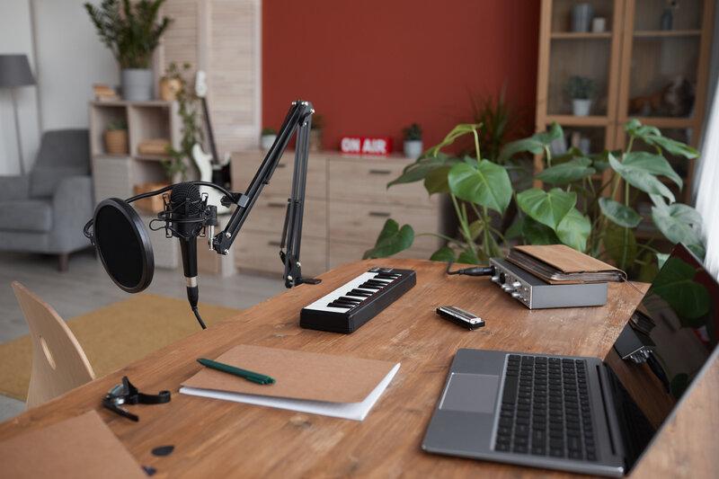 The new music revolution - home recording